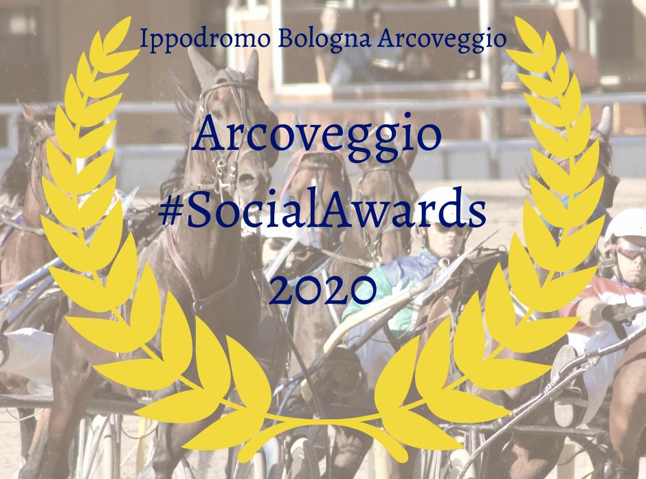 Premiazioni delle Classifiche ufficiali 2020 e degli Arcoveggio #SocialAwards 2020
