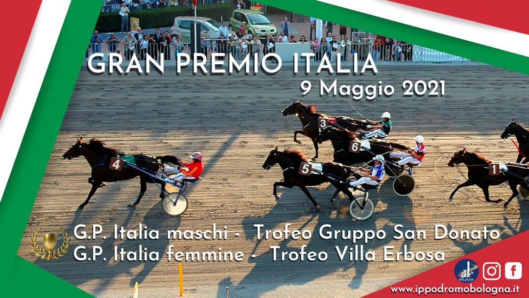 Gran Premio Italia in diretta streaming