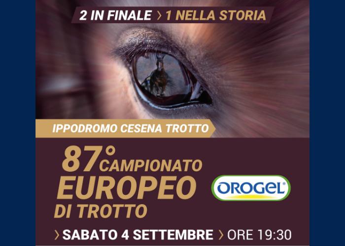 87° Campionato Europeo - Cesena